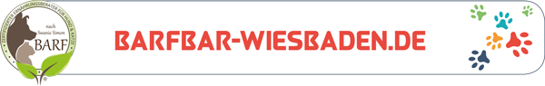 Barfbar Wiesbaden - Ernährungsberatung für Hunde und Katzen